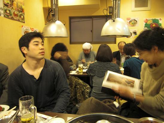 100129・鶴橋宴会 001