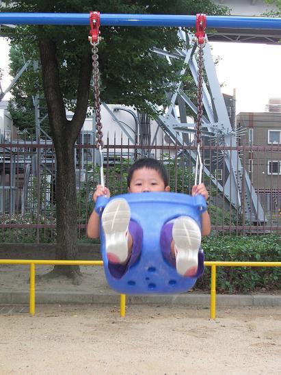 100919・検診・ブランコ公園 005