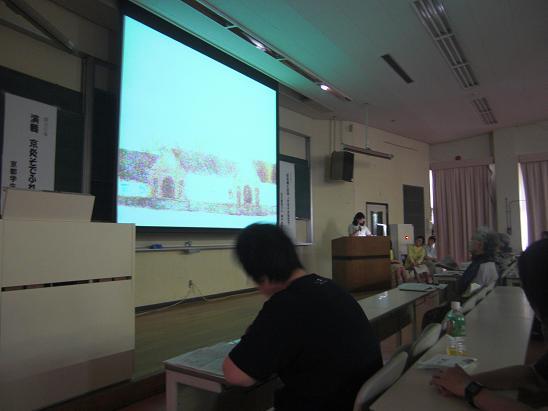 100731・朝行と京都教育大学 003