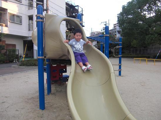 100919・検診・ブランコ公園 007
