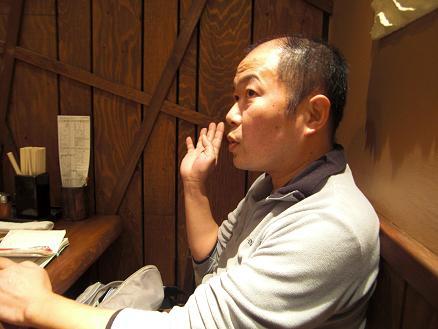 101129・3年ゼミヤンさん宴会 045
