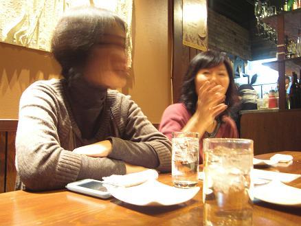101129・3年ゼミヤンさん宴会 042