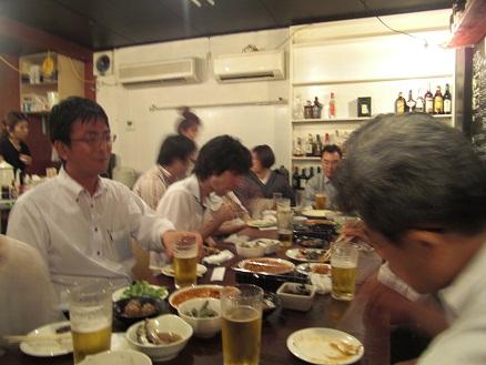 110628・大阪「慰安婦」宴会 (5)
