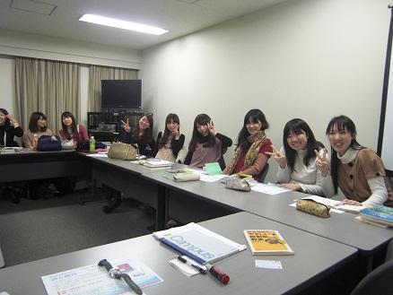 120127・新3年ゼミ打ち合わせ (1)