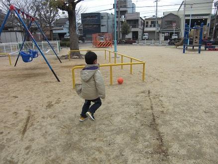 120226・ブランコ公園 (1)