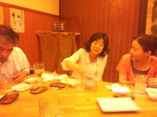 120628 大阪「慰安婦」会合宴会 (2)