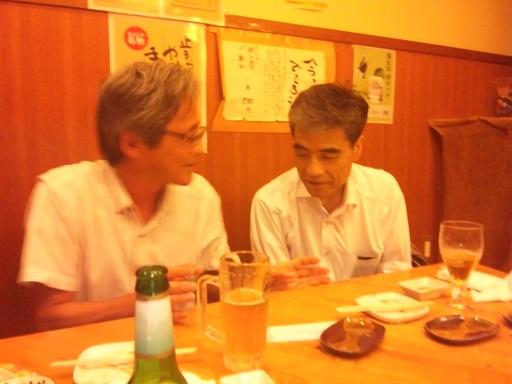 120628 大阪「慰安婦」会合宴会 (6)