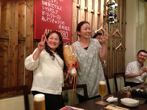 130726 「慰安婦」会合飲み会 (2)