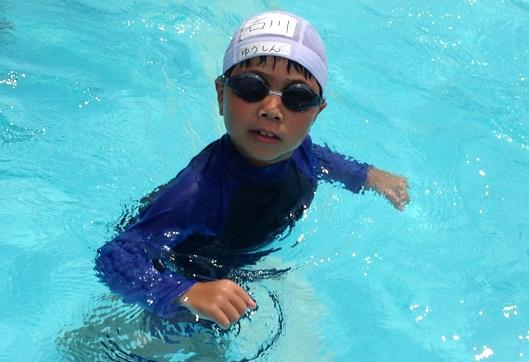 130728 ユウシン水泳 (1)