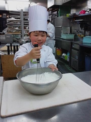 140328 ユウシン誕生ケーキ (1)