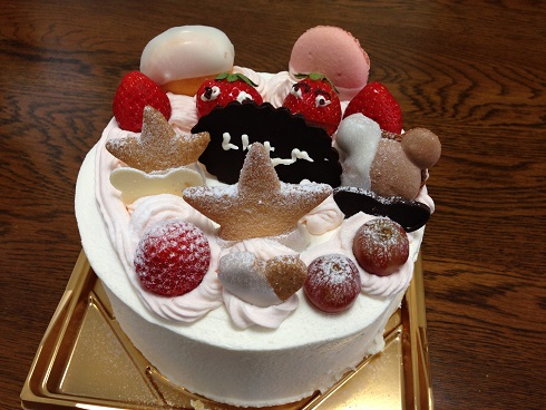140328 ユウシン誕生ケーキ (3)
