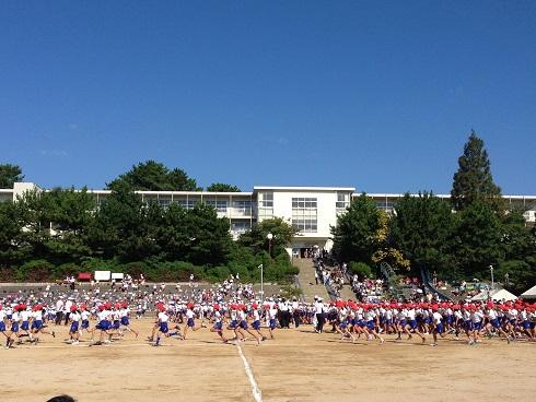 140927 ユウシン運動会 (4)