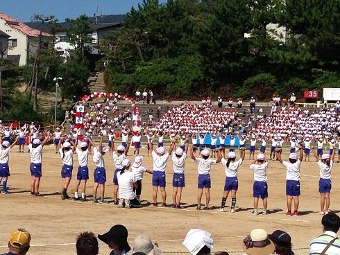 140927 ユウシン運動会 (12)