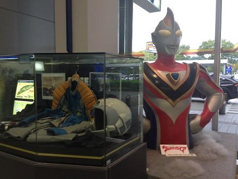 150910 福島空港のウルトラたち (2)