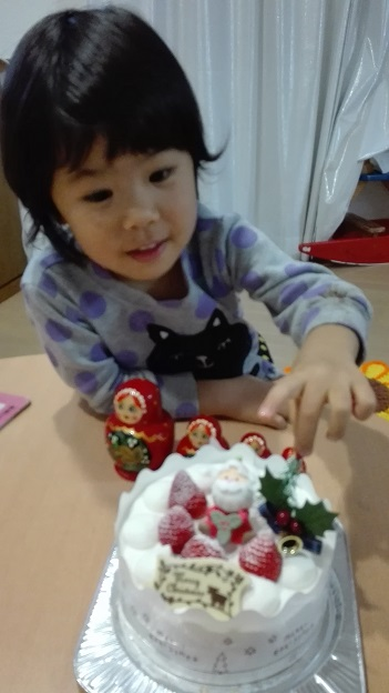 151224 クリスマスケーキ (3)