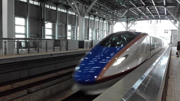 160926 北陸新幹線