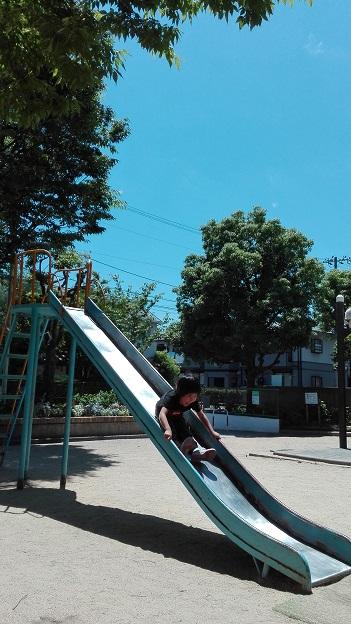170528 妹新参パンダ公園 (5)