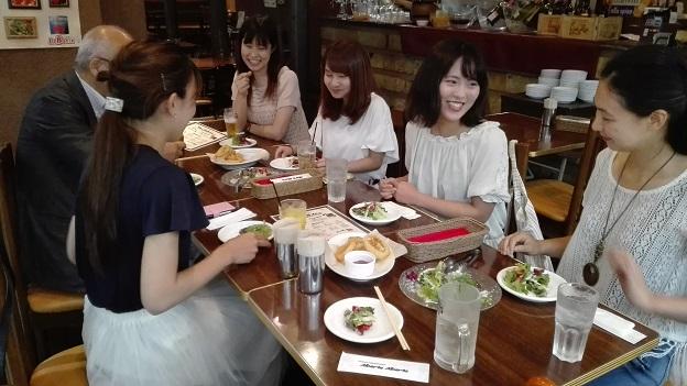 170815 台湾座談会後の懇親会 (7)
