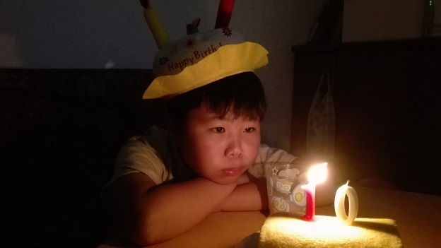 160621 ラーメン、兄新参誕生日 (3)