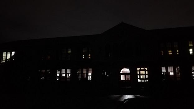 171013 夜の大学 (1)