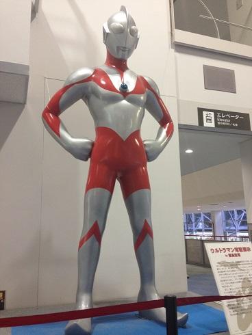 150910 福島空港のウルトラたち (1)