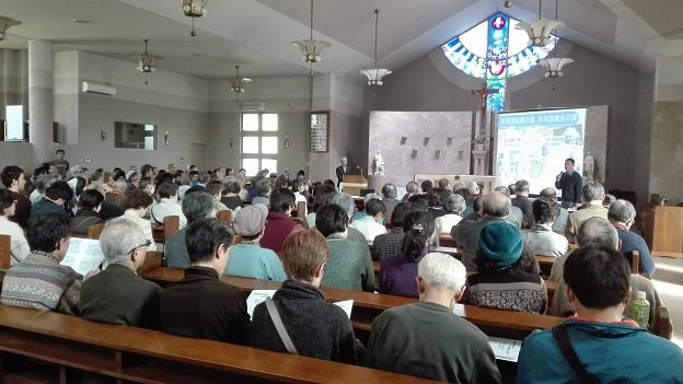 160228 甲東平和の会・仁川教会 (1)