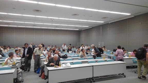 180708 岐阜・日本平和委員会全国大会2日目 (5)