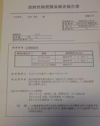 181210 りんご放射線分析 (2)
