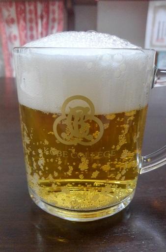 190504 兄新参うどんビール (3)