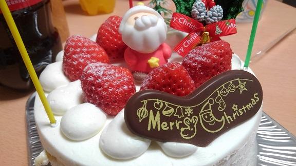 201225 クリスマスケーキ (3)