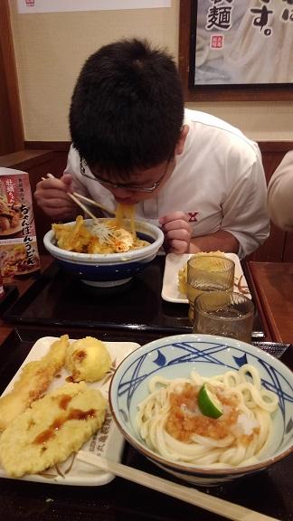 201028 トイレのふた・うどん (4)
