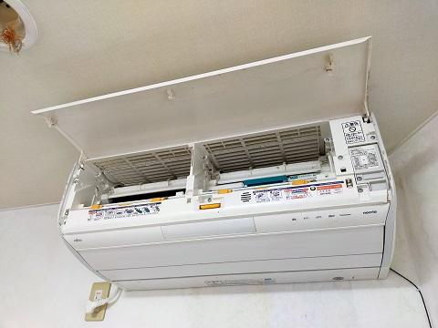 211022 エアコン掃除 (1)